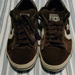 Vintage Converse Voliant OX Shoes. Size 13